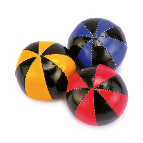 Lot 3 balles à grains Mr Stripes Senior