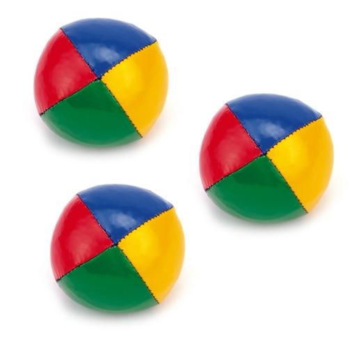 Lot de 3 balles à grains Soft Junior