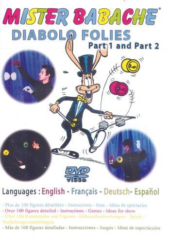 DVD DIABOLO FOLIES 1 ET 2