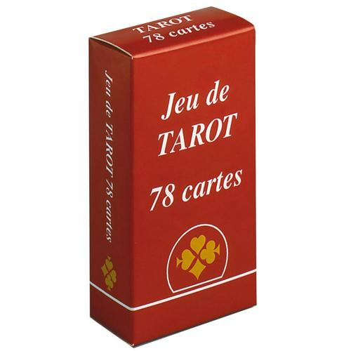 JEUX TAROT 78 CARTES - LOT DE 6
