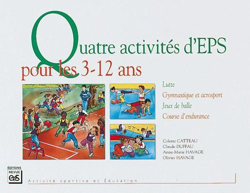 4 ACTIVITES D'EPS DE 3-12 ANS