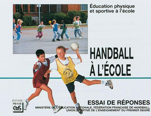 Handball à l'Ecole