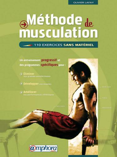 METHODE DE MUSCULATION SANS MATERIEL