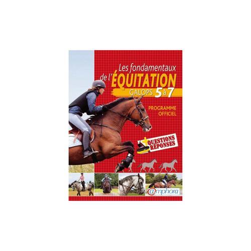 Les fondamentaux de l'équitation, galops 5 à 7