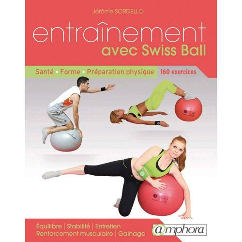 Entraînement avec Swiss Ball