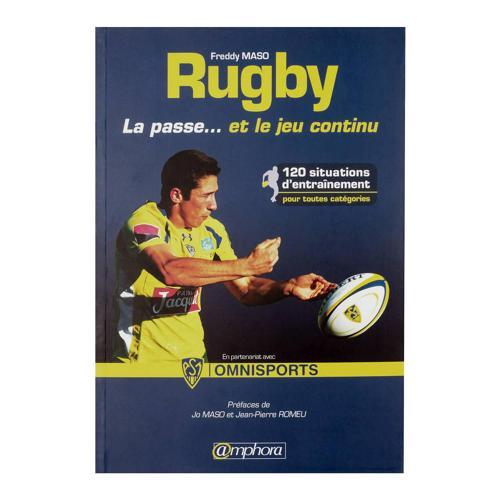 Rugby : la passe... et le jeu continu