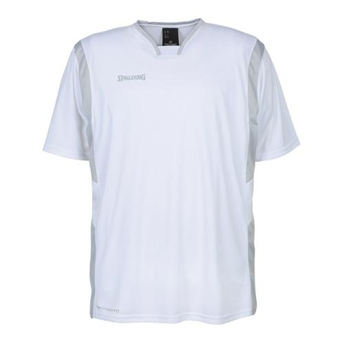 Shooting-shirt Spalding All Star Blanc/Gris