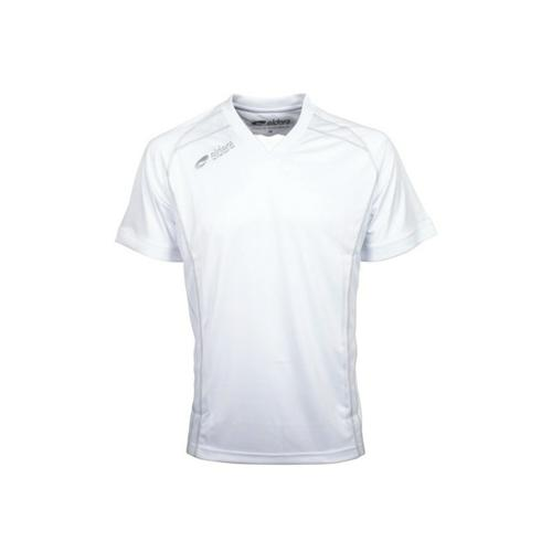 Shooting Shirt Eldera Cup Blanc/Gris