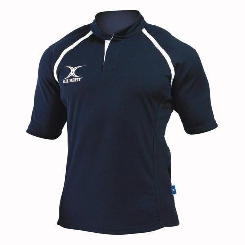 Maillot de rugby X-Act Gilbert marine
