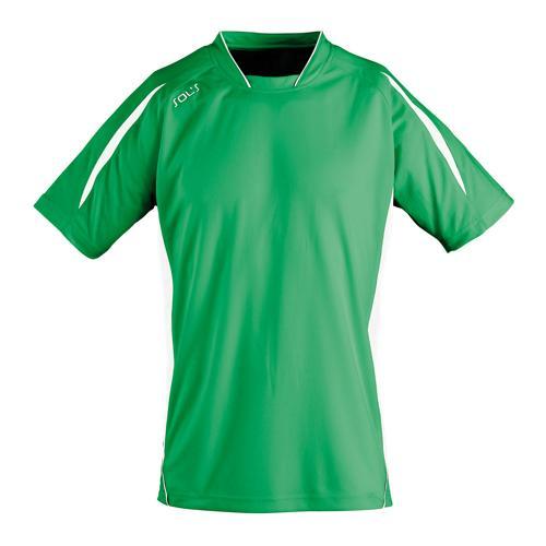 Maillot Club Maracana enfant manches courtes vert
