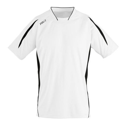 Maillot Club Maracana manches courtes blanc