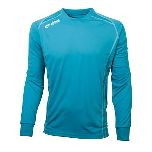 Maillot Football Eldera Cup Manches Longues turquoise