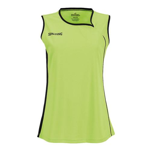 Maillot Spalding 4Her II Feminin vert flash/noir