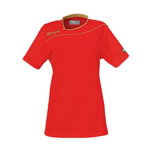 MAILLOT FEMME GOLD KEMPA ROUGE