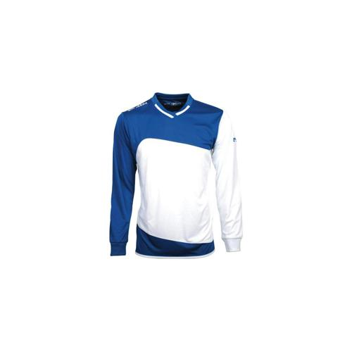 MAILLOT ML MONDIAL ELDERA ROYAL-BLANC