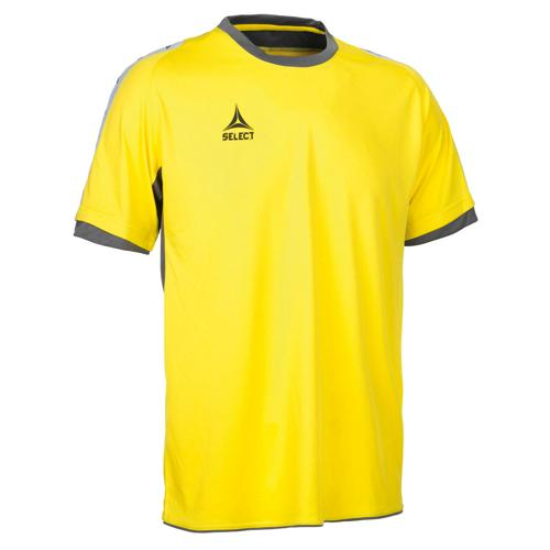 MAILLOT MC ULTIMATE SELECT JAUNE