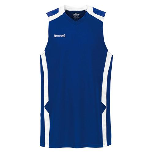 Maillot Spalding Offense Tank top royal / blanc