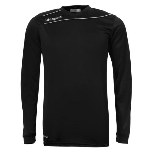 Maillot Uhlsport Stream 3. 0 Noir-Blanc manches longues