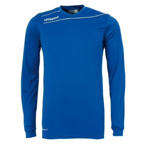 MAILLOT FOOTBALL UHLSPORT STREAM II MANCHES COURTES