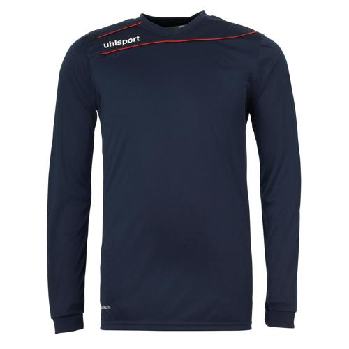 Maillot Uhlsport Stream 3. 0 Marine-Rouge manches longues