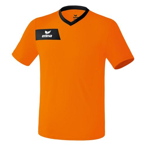 Maillot Porto MC Orange-Noir  ERIMA