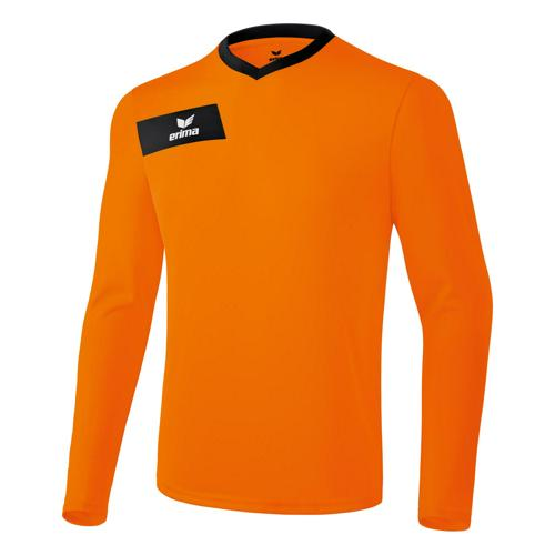 Maillot Porto ML Orange-Noir ERIMA