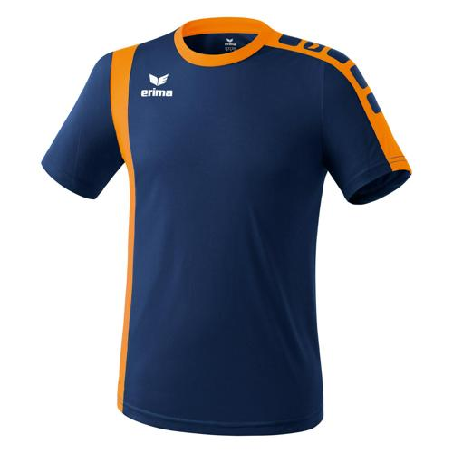 Maillot Zamora MC Marine-Orange ERIMA