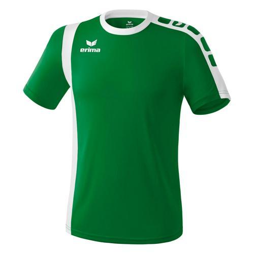 Maillot Zamora MC Vert-Blanc ERIMA