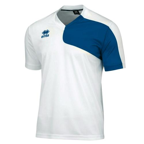 MAILLOT MARCUS MC ERREA BLANC-ROYAL