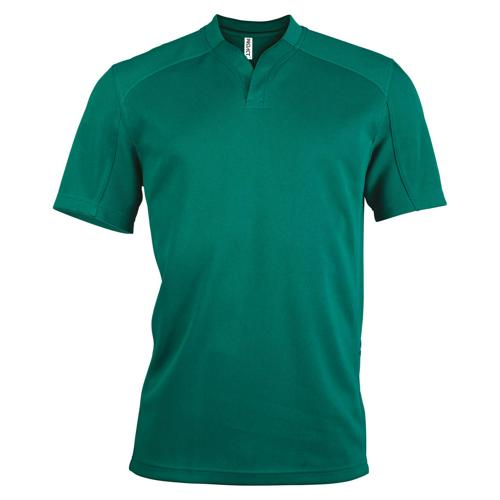 Maillot classic rugby Tech enfant vert