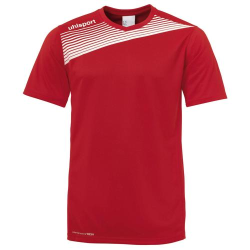 Maillot Uhlsport Liga 2. 0 MC Rouge/Blanc