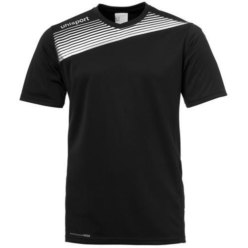 Maillot Uhlsport Liga 2. 0 MC Noir/Blanc
