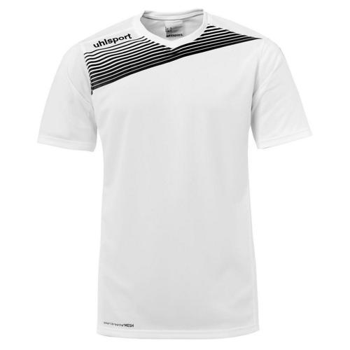 Maillot Uhlsport Liga 2. 0 MC Blanc/Noir