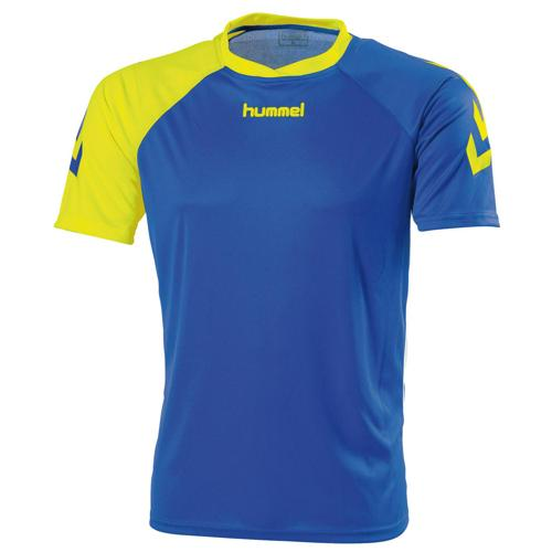 Maillot Hummel Nexo MC Royal/Jaune