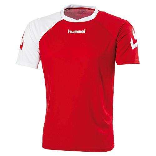 Maillot Hummel Nexo MC Rouge/Blanc