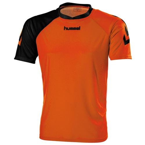 Maillot Hummel Nexo MC Orange/Noir