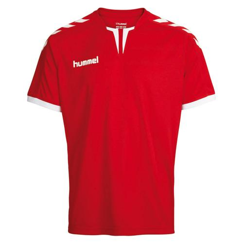Maillot Hummel Core MC Rouge/Blanc