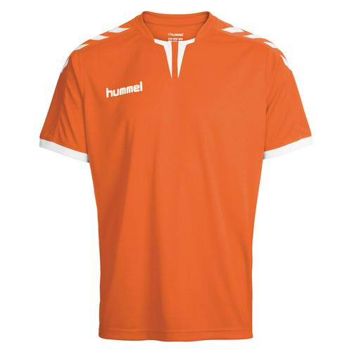 Maillot Hummel Core MC Orange/Blanc