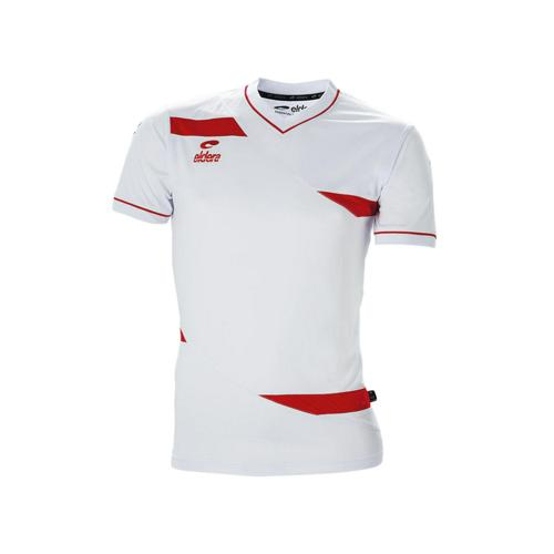 Maillot MC Eldera Olympic MC Blanc/Rouge