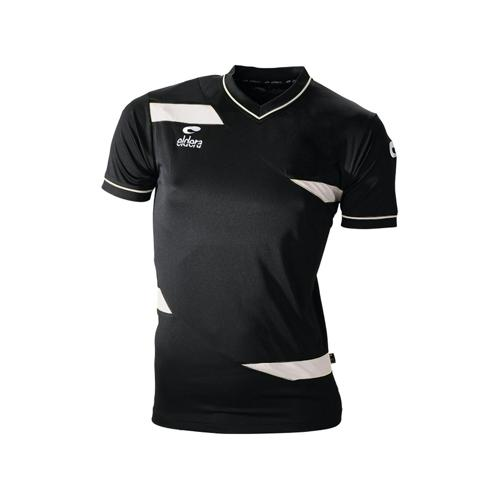Maillot MC Eldera Olympic MC Noir/Blanc