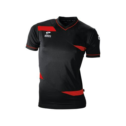 Maillot MC Eldera Olympic MC Noir/Rouge