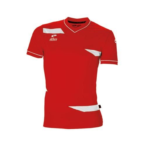 Maillot MC Eldera Olympic MC Rouge/Blanc