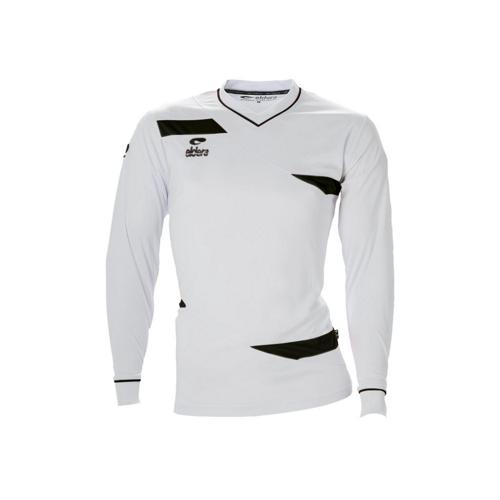 Maillot ML Eldera Olympic ML Blanc/Noir