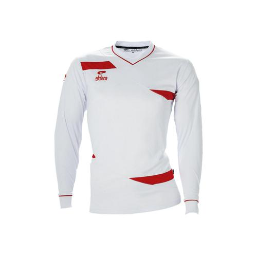 Maillot ML Eldera Harmony ML Blanc/Rouge
