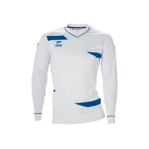Maillot ML Eldera Olympic ML Blanc/Royal