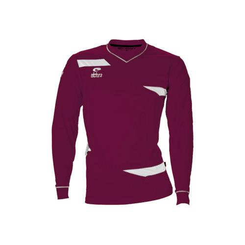 Maillot ML Eldera Olympic ML Bordeaux/Blanc