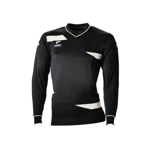Maillot ML Eldera Olympic ML Noir/Blanc