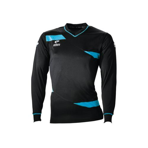 Maillot ML Eldera Olympic ML Noir/Bleu