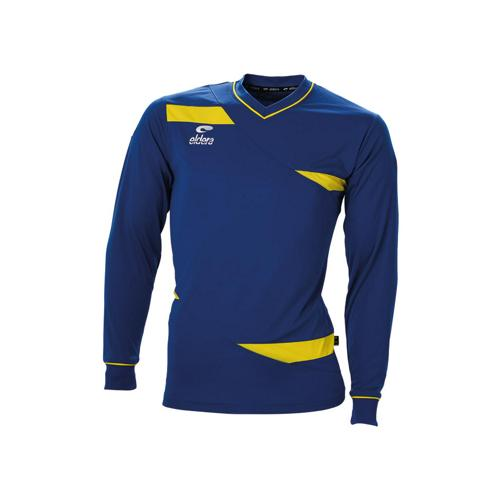 Maillot ML Eldera Harmony ML Royal/Jaune