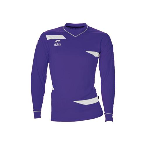 Maillot ML Eldera Olympic ML Violet/Blanc